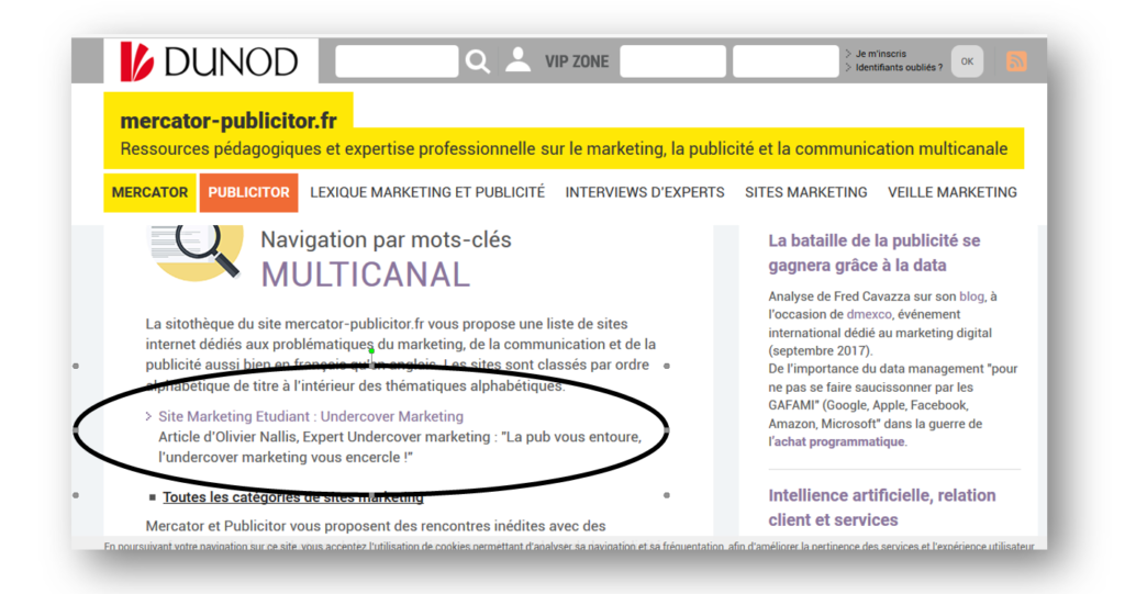 Communication multicanale intégrée et marketing multicanal 1