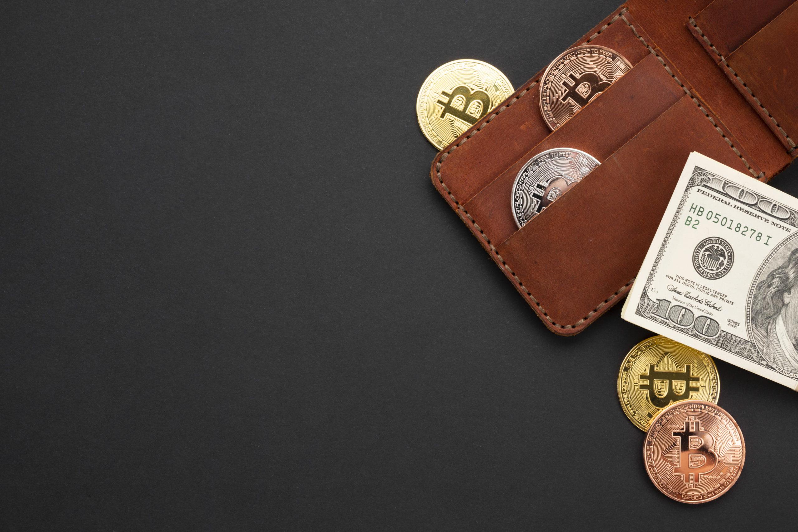 billets et bitcoins