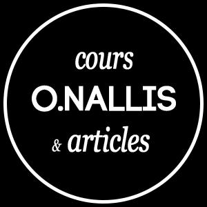 Logo pour les cours de marketing, management, digital et communication d'Olivier Nallis
